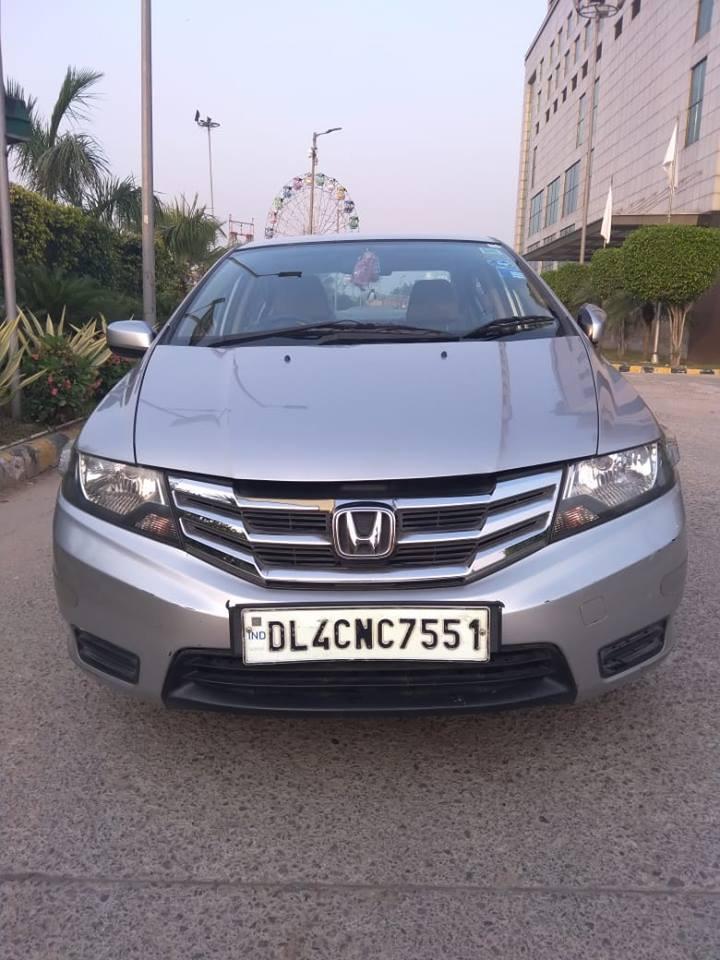Secondhand Honda City-SMT car in Dwarka and Uttam Nagar