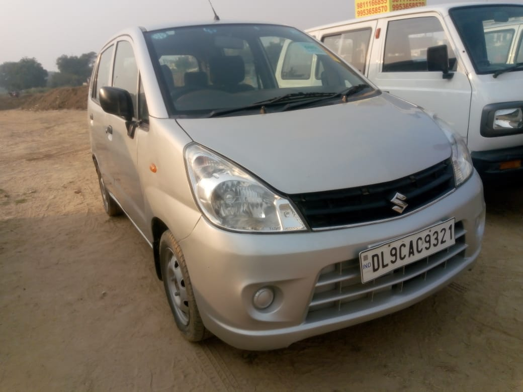 Secondhand Zen Estilo-Lxi-CNG car in Dwarka and Uttam Nagar