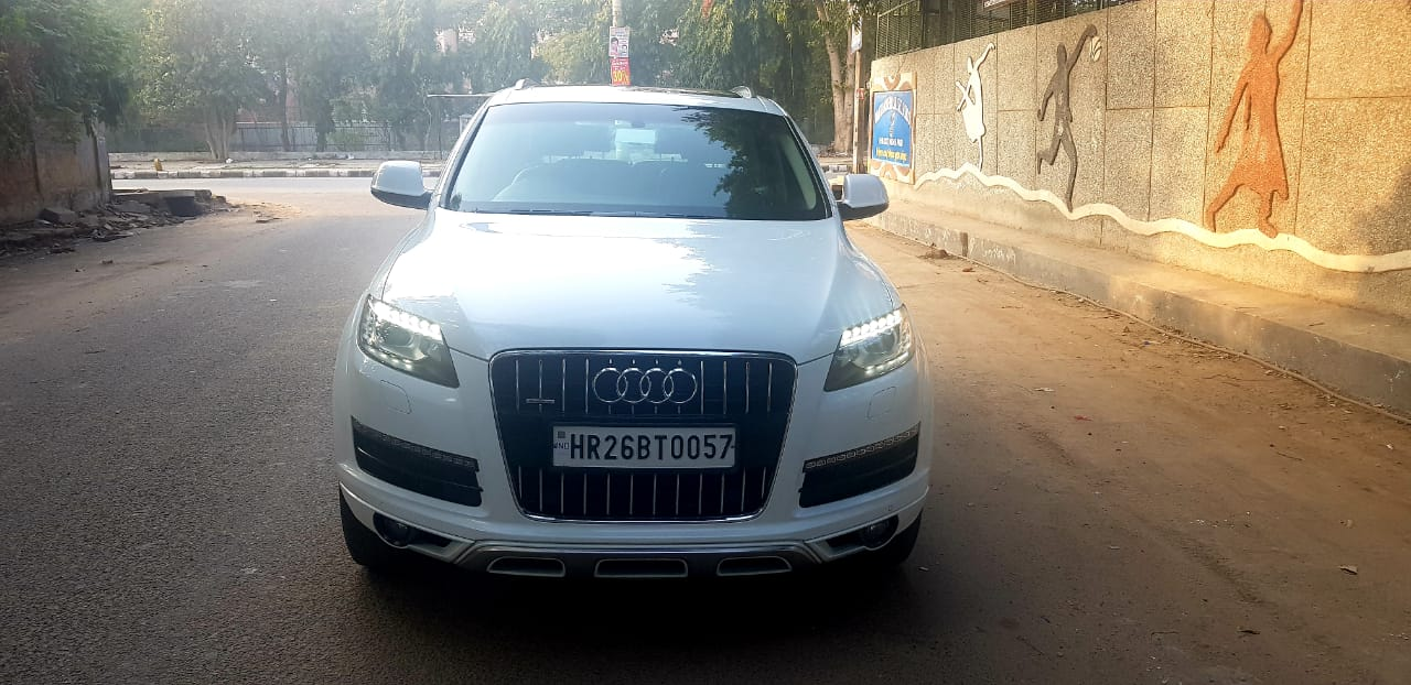 Used Audi Q-7 Premium plus Volkswagen in Delhi