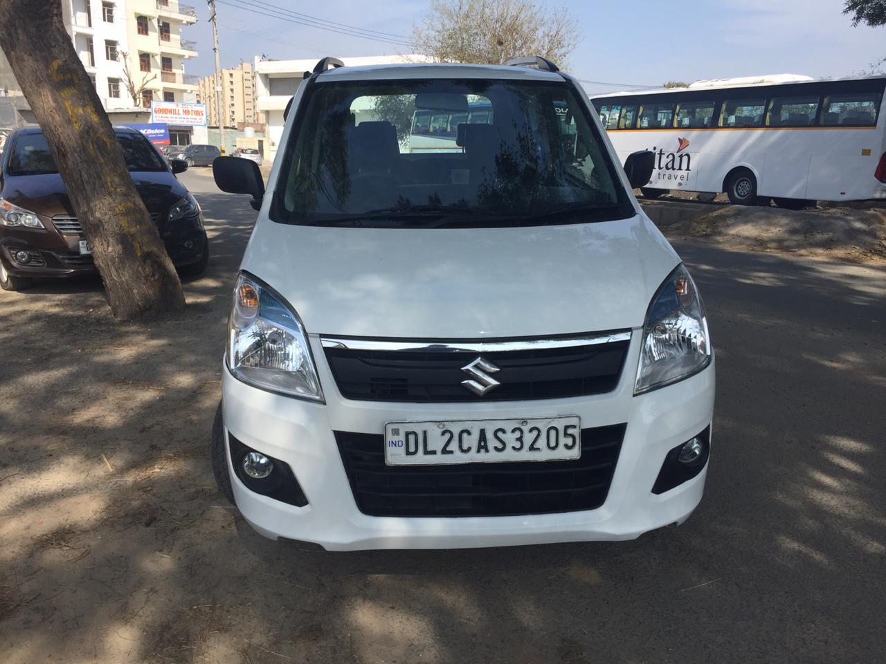 Used Wagon-R-Lxi-CNG Maruti in Delhi