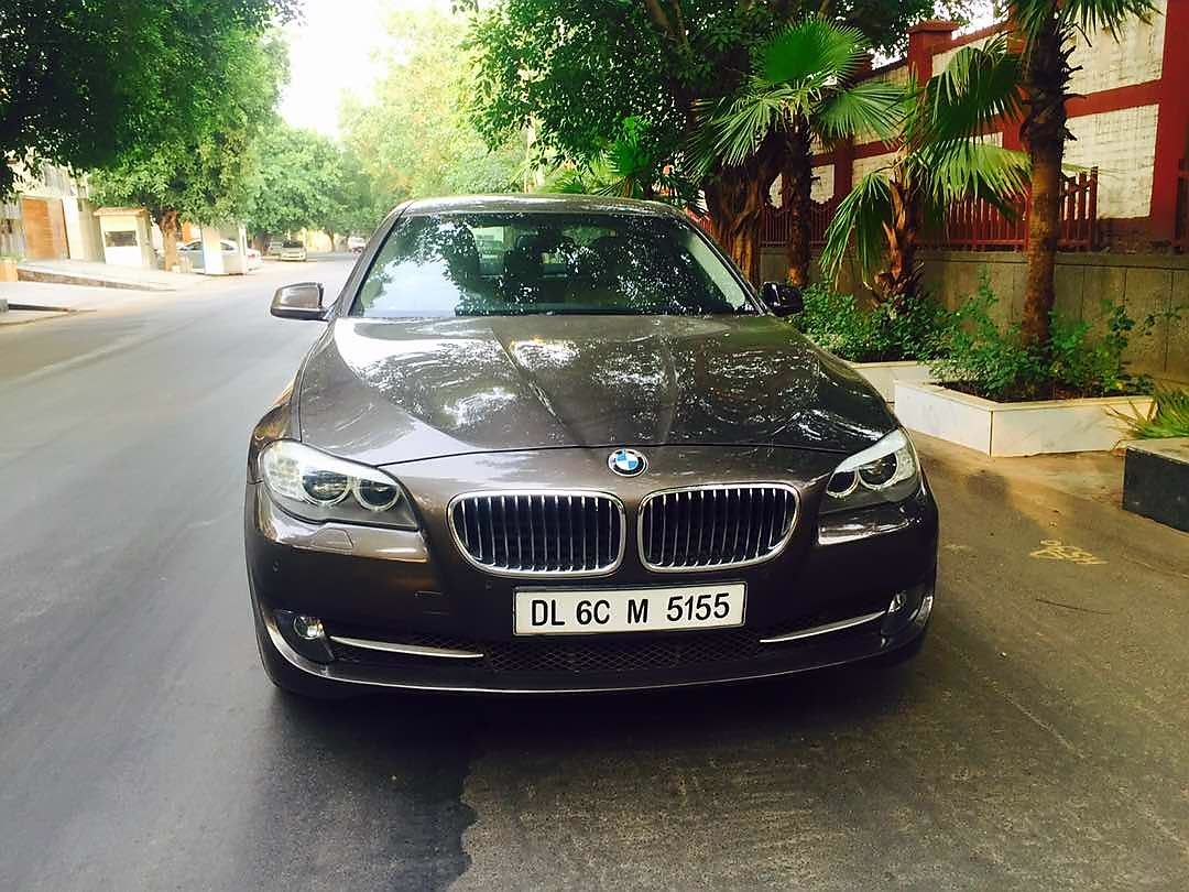 Secondhand BMW-530 D car in Dwarka and Uttam Nagar