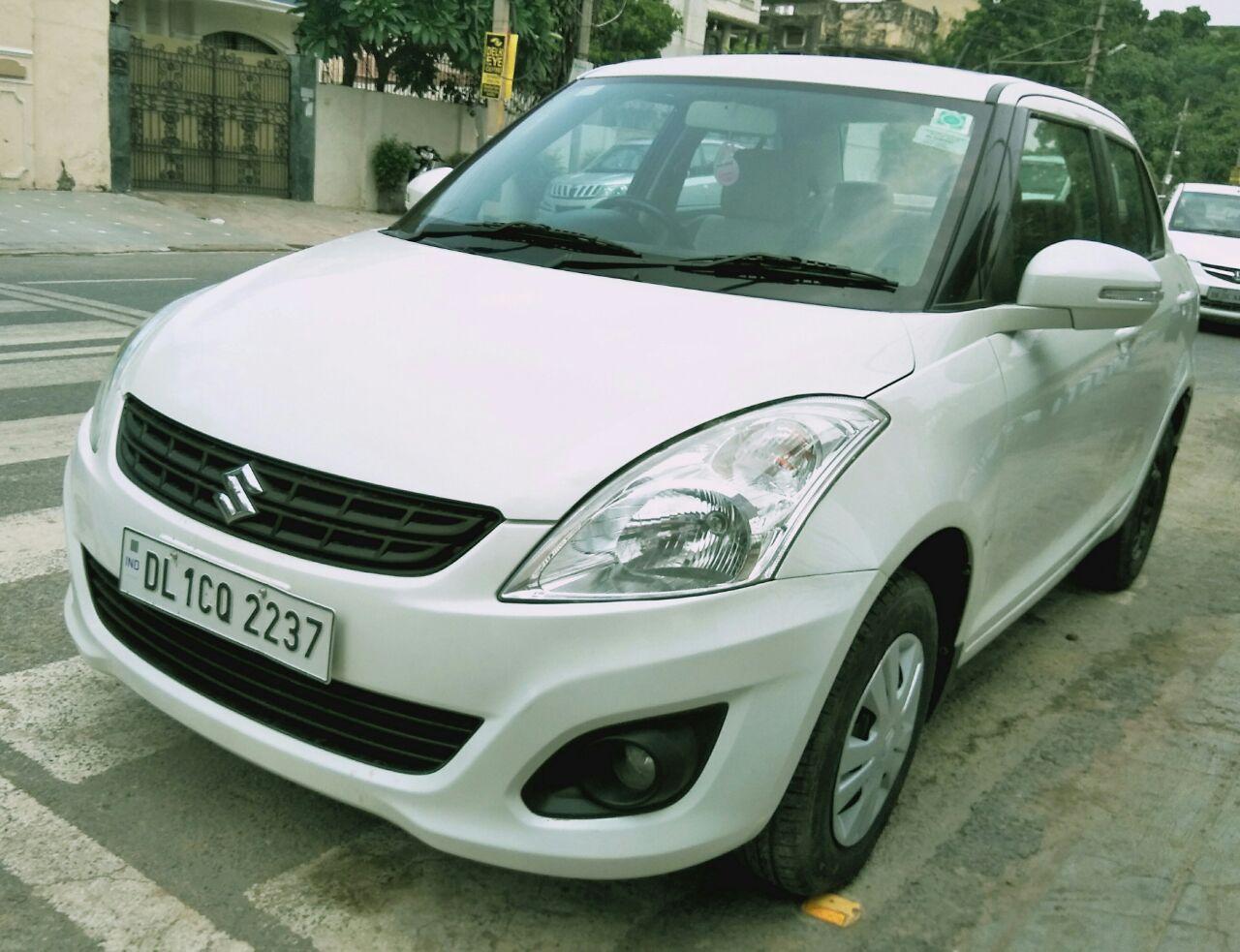 Secondhand Swift Dzire-Vxi car in Dwarka and Uttam Nagar