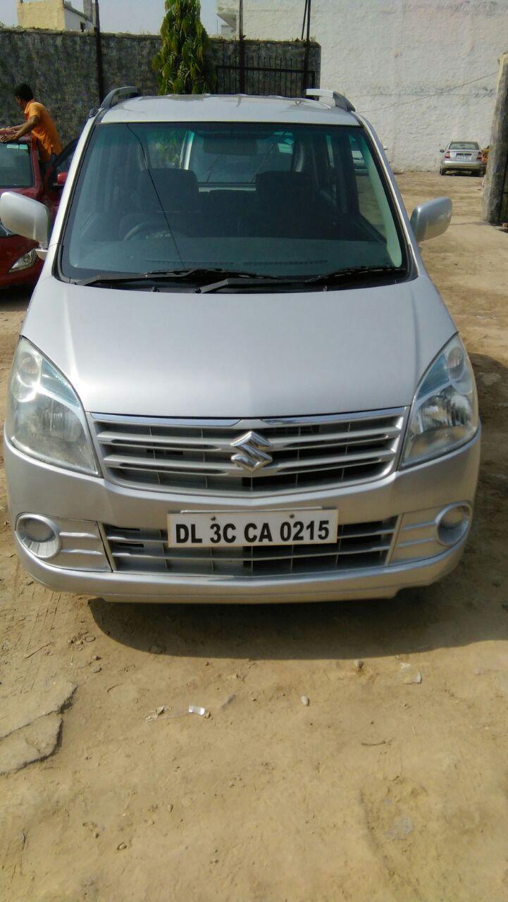 Secondhand Wagon-R-Lxi-CNG car in Dwarka and Uttam Nagar