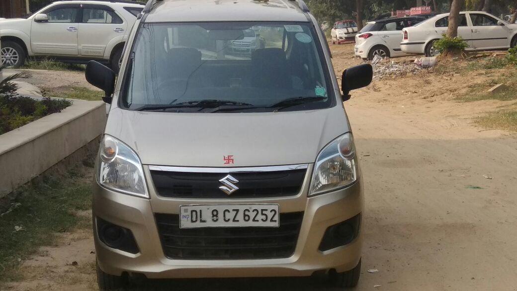 Secondhand Wagon-R-Lxi Petrol car in Dwarka and Uttam Nagar