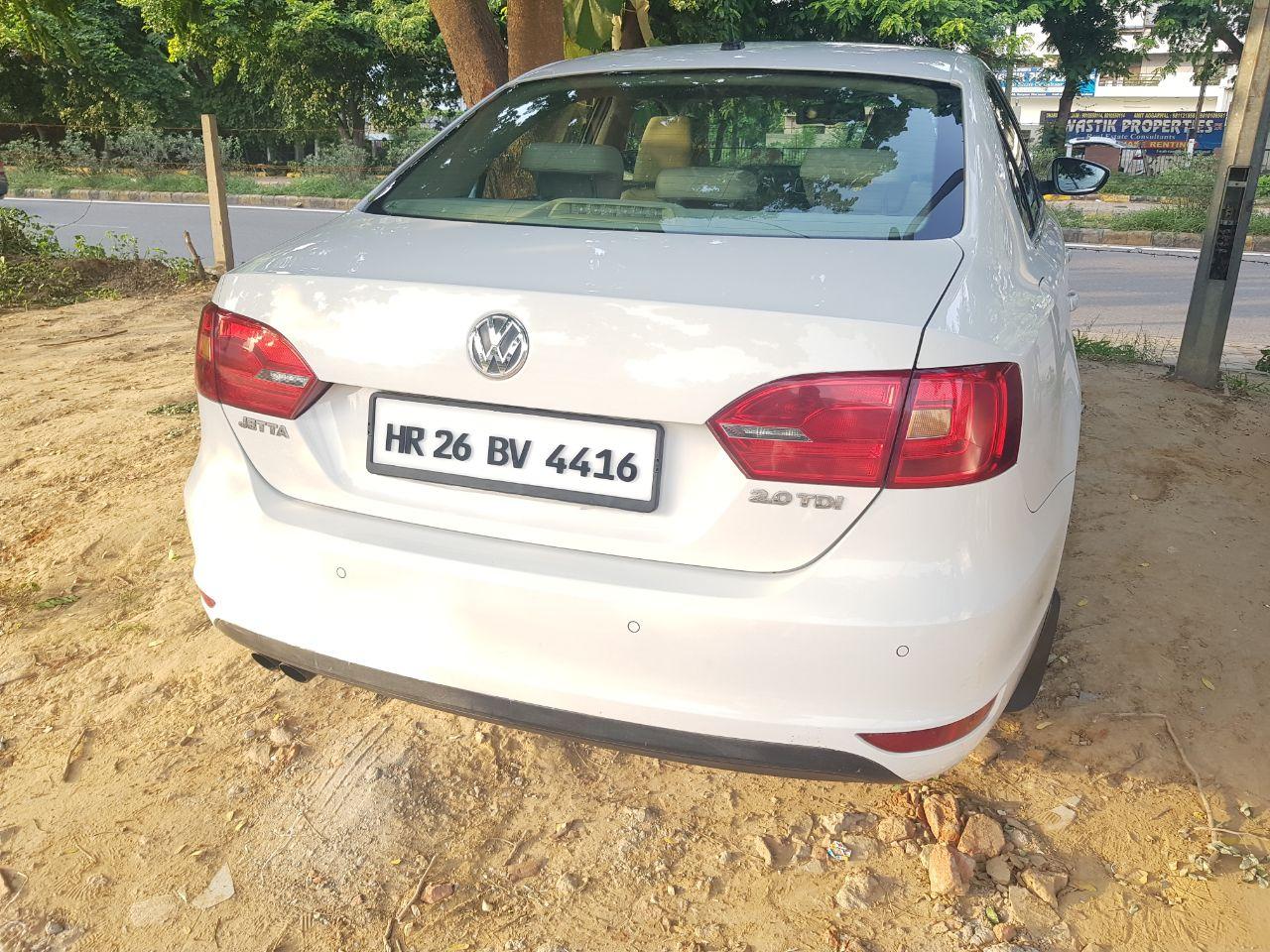 Secondhand Jetta A/T car in Dwarka and Uttam Nagar