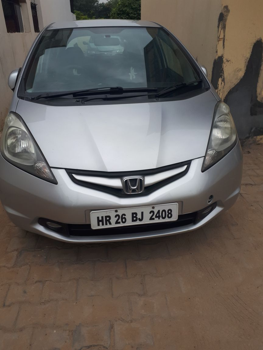 Used Honda Jazz VMT Honda in Delhi