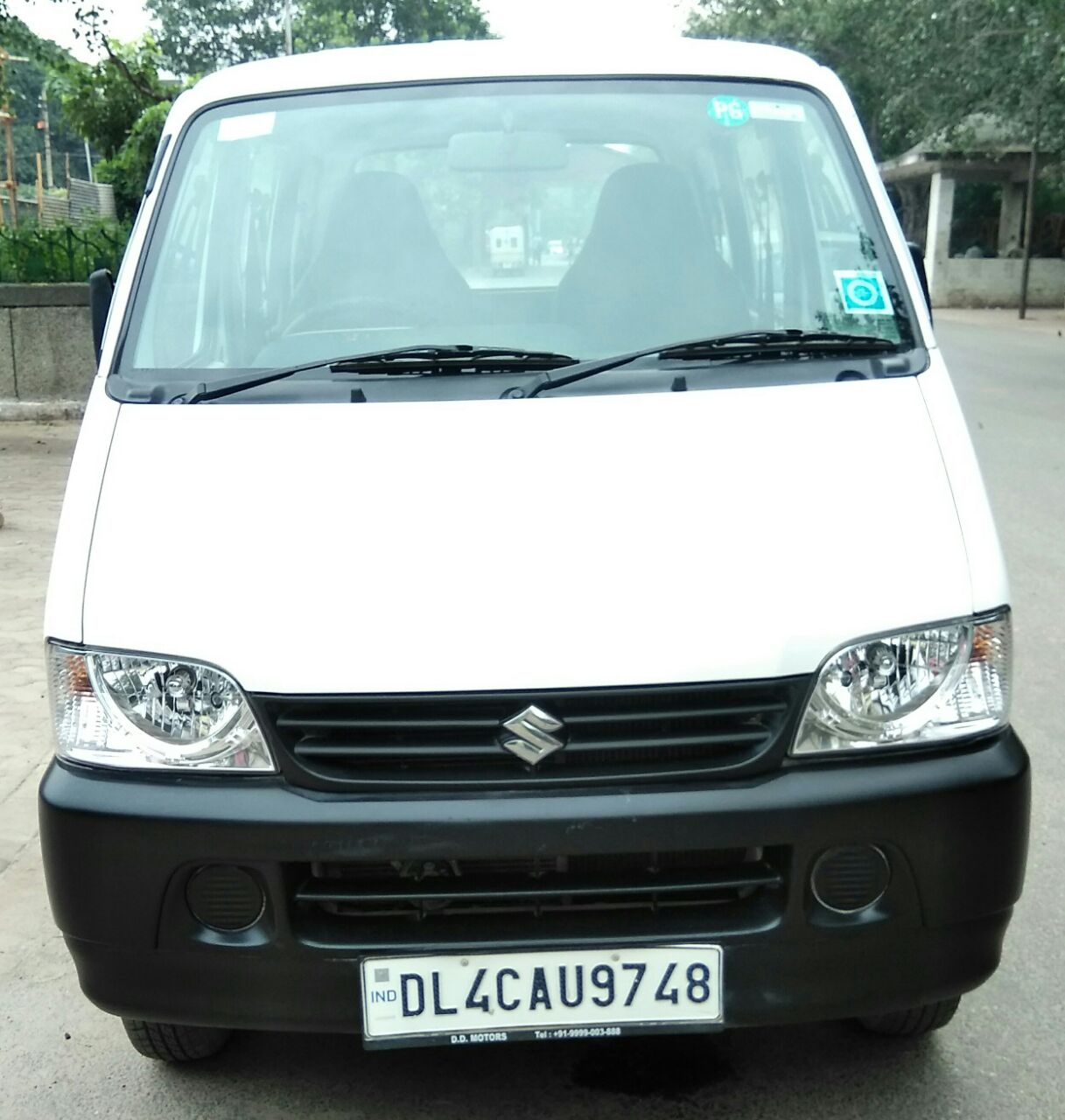 Used Eeco 5str AC Maruti in Delhi