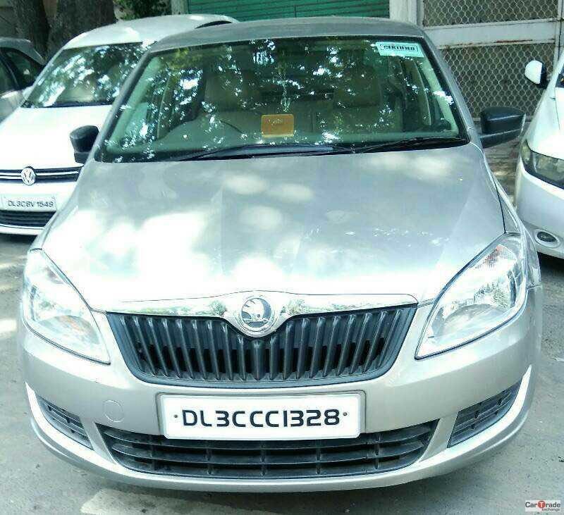 Used Rapid Active Skoda in Delhi