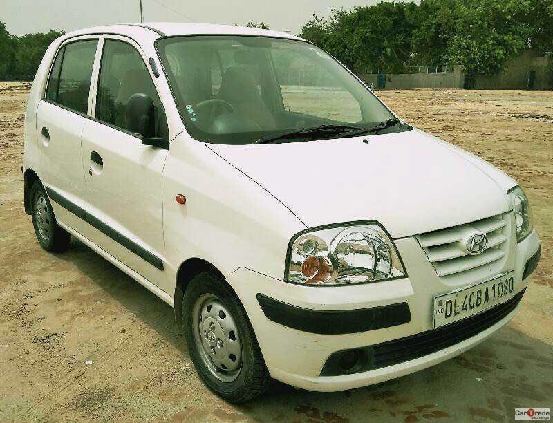 Used Santro-GL Hyundai in Delhi
