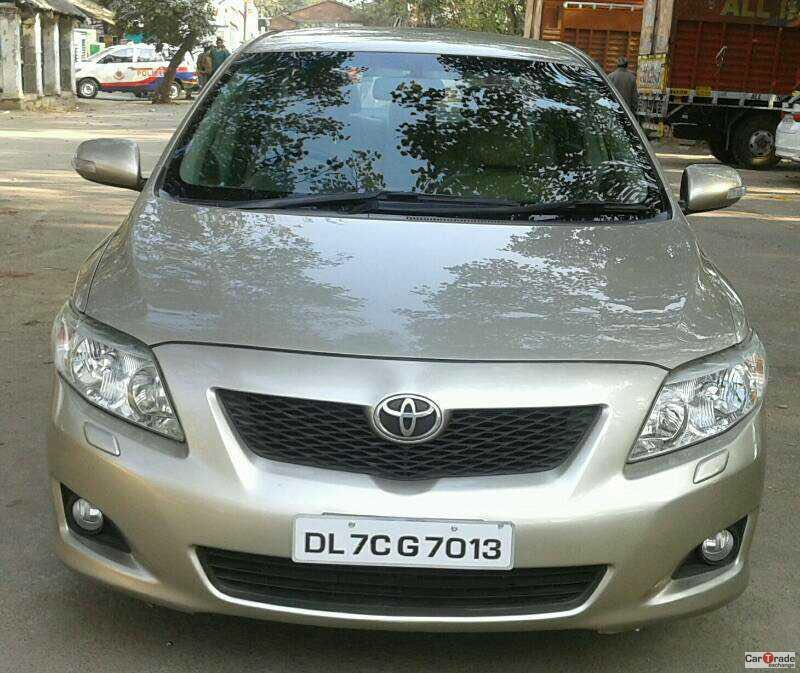 Used Corolla Altis-G Toyota in Delhi