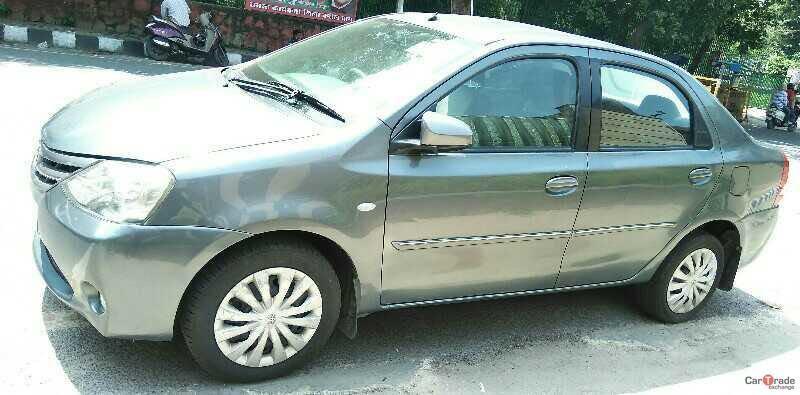 Used Etios-G Toyota in Delhi