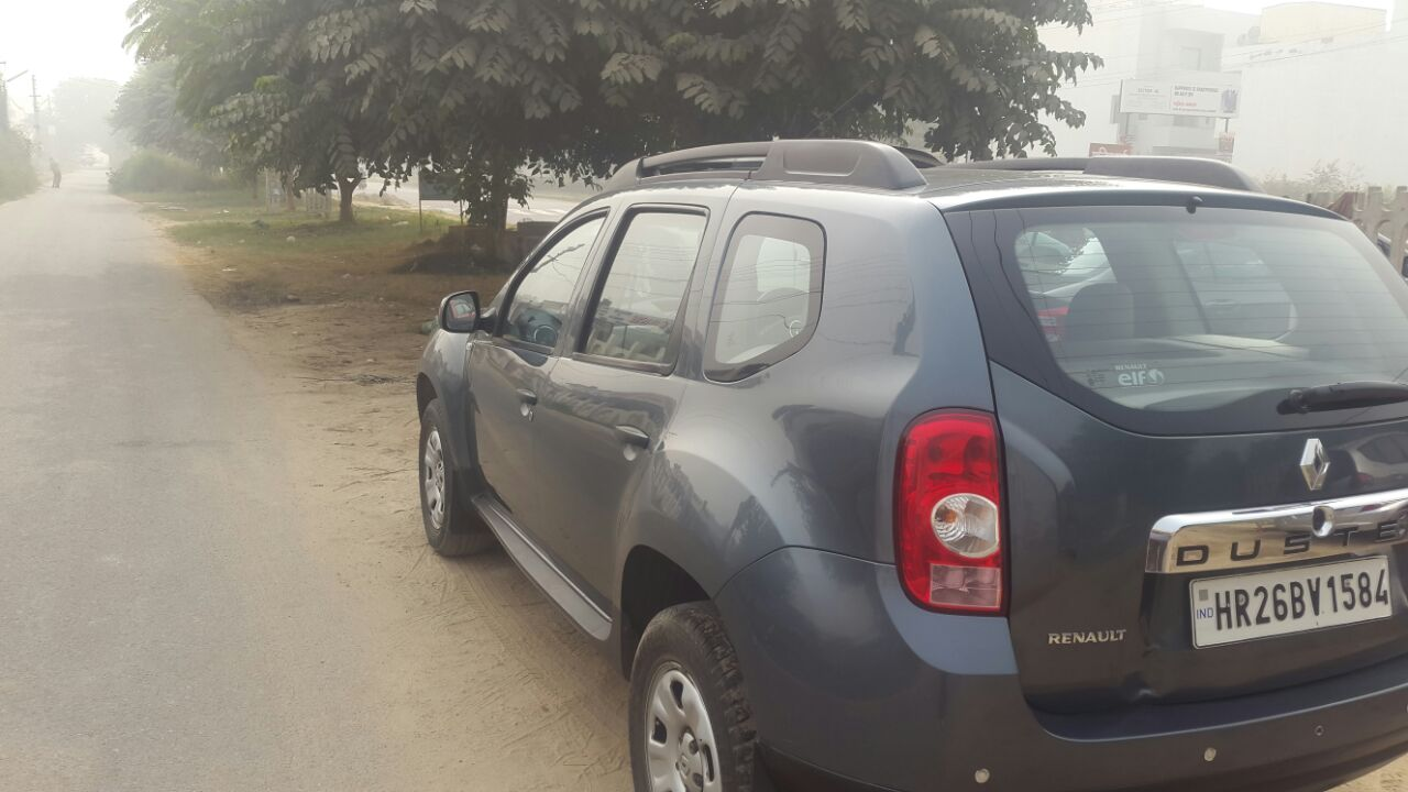 Used Duster-RXL Renault in Delhi