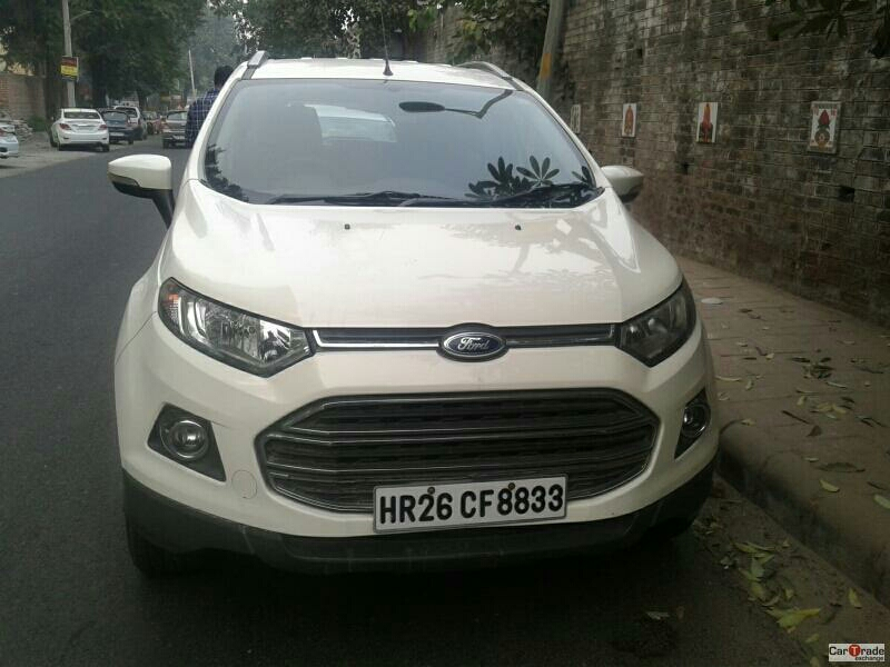 Used Eco Sport Titanium Ford in Delhi