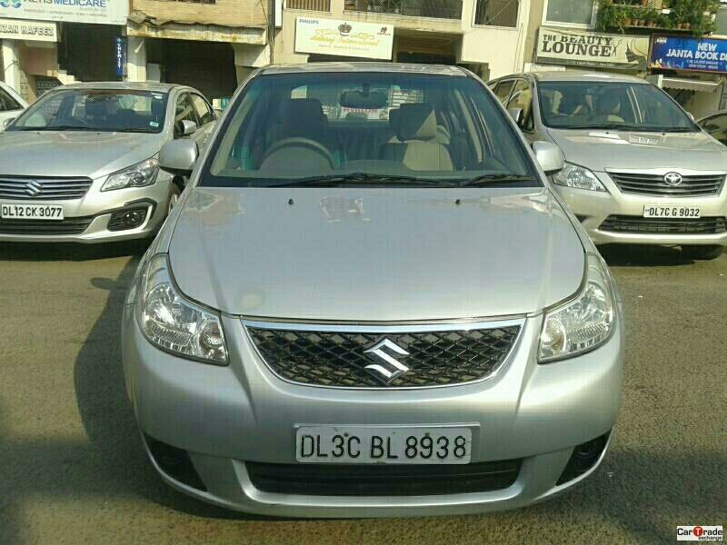 Secondhand Sx4-Vxi car in Dwarka and Uttam Nagar
