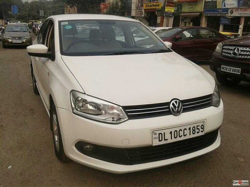 Secondhand Vento Comfortline  car in Dwarka and Uttam Nagar